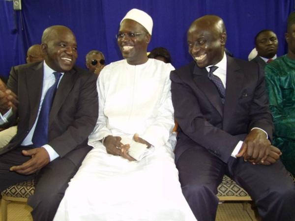 """Khalifa Sall se confie: """"Ce qui me lie à Idrissa Seck..."""""""