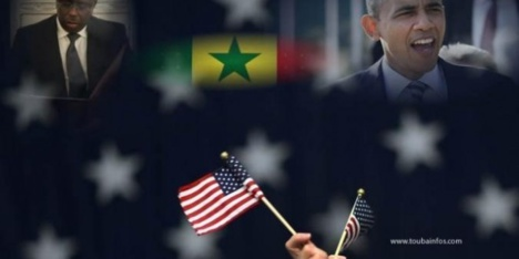 Macky Sall  reçoit John Kerry et Dangote