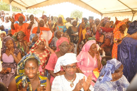 Mairie de Guédiawaye: Cheikh Sarr passe le témoin à Aliou Sall