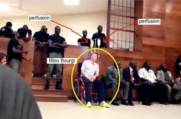 Les résultats de sa contre-expertise médicale sur la table du juge : Risques de divulgation des secrets médicaux de Bibo Bourgi