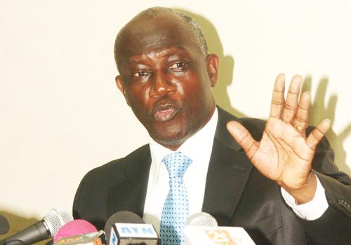 """Serigne Mbacké Ndiaye à un avocat de l'Etat : """"Ton père a mangé dans la main de Wade"""""""