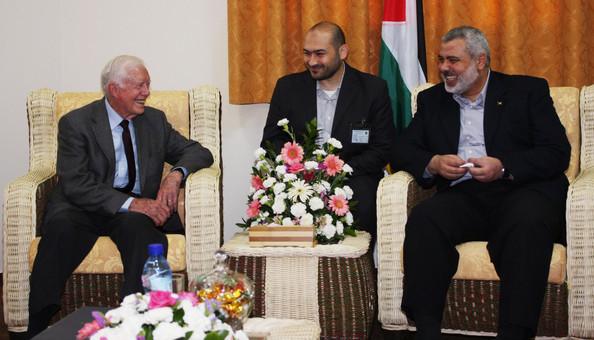 Un ex-Président américain condamne Israël et appelle Washington à reconnaître Hamas