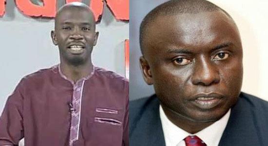 """Tounkara de la 2stv écrit à Idrissa Seck: """"Le nom de votre parti est mal orthographié"""""""