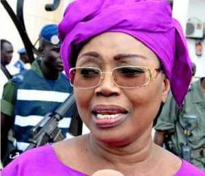 Les partisans de Mimi Touré descendent en flammes Marième badiane
