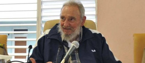 "Gaza : Fidel Castro signe un manifeste ""en défense de la Palestine"""