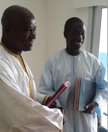 Droit de trafic maritime: L'ANAM et le GIE GAINDE 2000 signent un protocole pour la mise en place d'un ogiciel de facturation des redevances