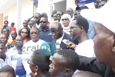 Idrissa Seck : « La CREI n'est pas compétente pour juger Karim Wade »