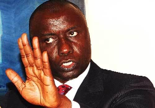 """Audio - Idrissa Seck lance un appel aux magistrats : """"Si Macky Sall vous demande de faire n'importe quoi, dites-lui non"""""""