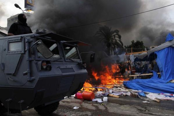 La tuerie de Rabat, symbole d'une répression meurtrière en Egypte