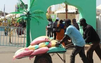 Appui de l'Etat: 41.000 tonnes de riz seront distribuées au monde rural