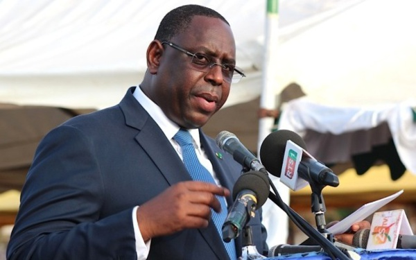 "Macky Sall  met en garde Wade et Idy : ""Un seul Président a été élu le 25 mars, pas deux…"""