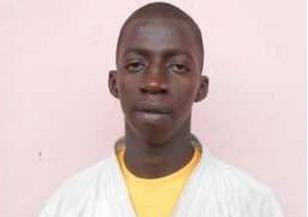 Saliou Diouf (-60 kg), ce couturier devenu champion d'Afrique de karaté