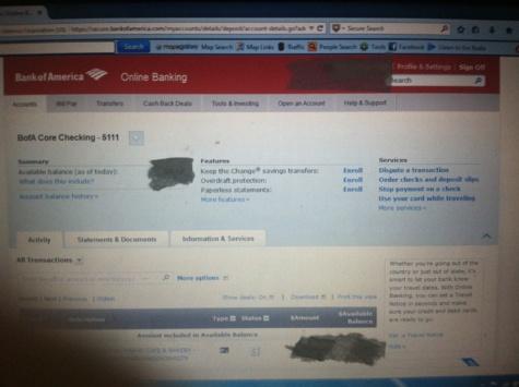 Relevé bancaire attribué à Macky Sall: L'image qui confirme Baba Aïdara