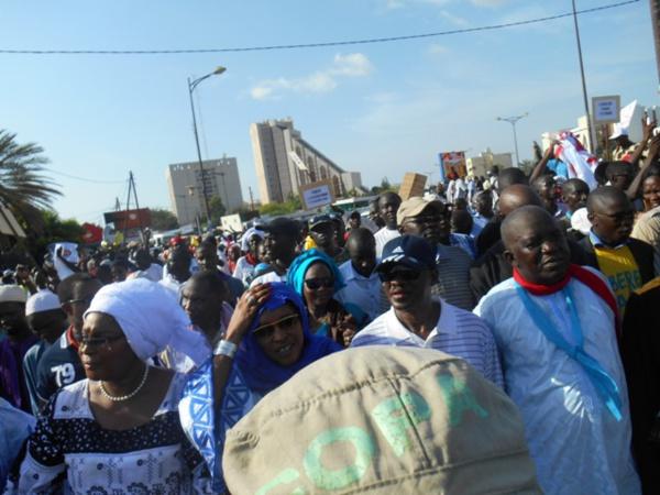 Marche de l'opposition interdite : Le PDS compte défier l'autorité aujourd'hui