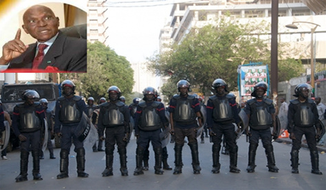 Interdiction de la manifestation du Pds : Voici les quatre motifs invoqués par le Préfet de Dakar