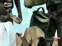 Diourbel : Un grand dealer de drogue  tombe  cours d'une opération de sécurisation