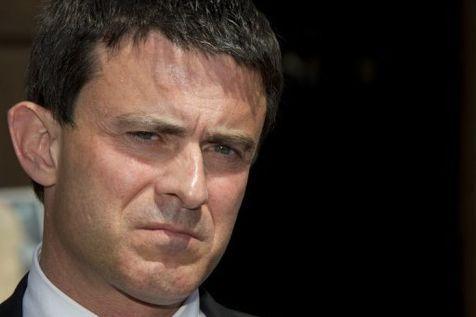 Le gouvernement français de Manuel Valls démissionne