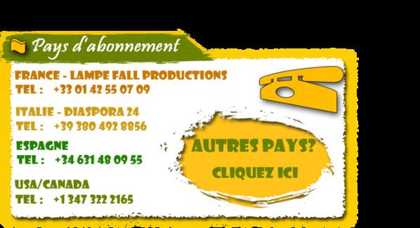 Bouquet Sénégal Box TV  : Grande première pour la Diaspora