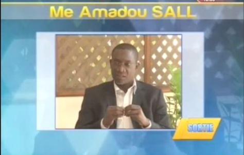 """Me El Hadji Amadou Sall : """"Jusqu'à l'extinction de la lune, la Crei n'aura rien contre Karim Wade"""""""