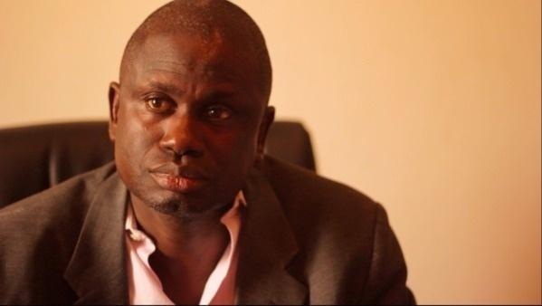 Monsieur Seydi Gassama : les droits de l'homme ne sont pas d'un parti