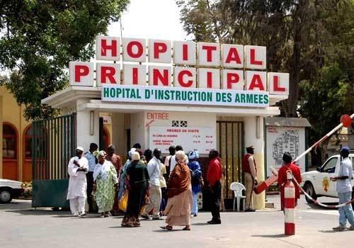 Sos pour le bébé d'Abdou Samat Diallo qui vient de naitre par césarienne à l'hôpital Principal de Dakar