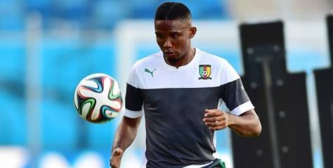 Samuel Eto'o signe deux ans à Everton