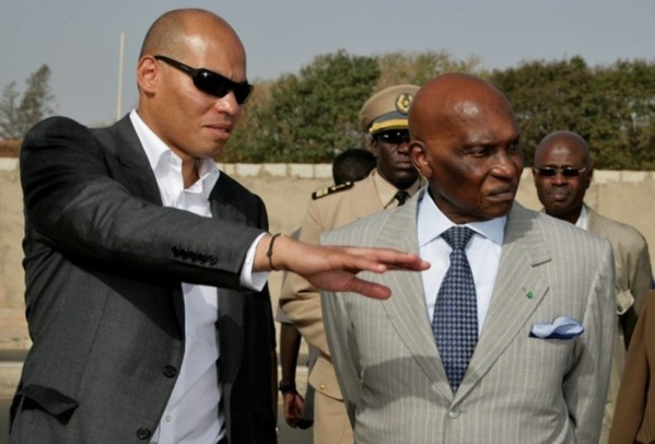 """Rapport 2012 de la Cour des comptes : Wade, Karim, Abdoulaye Diop et le viol du """"Système bicéphale"""""""