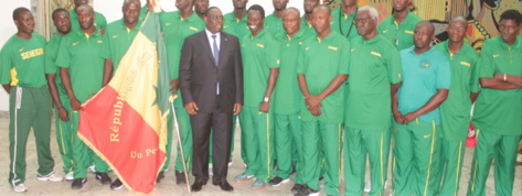 Mondial de basketball : Macky Sall appelle les Lions à faire preuve de courage