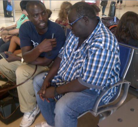 Diène Ndiaye, un Sénégalais établi à Ténérife parle à RFM de la tragédie de Barça ou Barcax