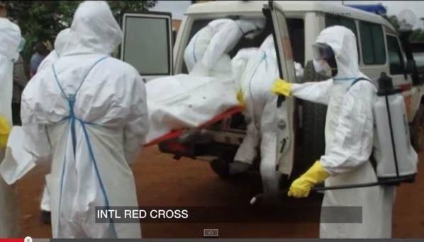"""Les pays victimes d'Ebola de plus en plus isolés, réponse internationale """"inadaptée"""""""