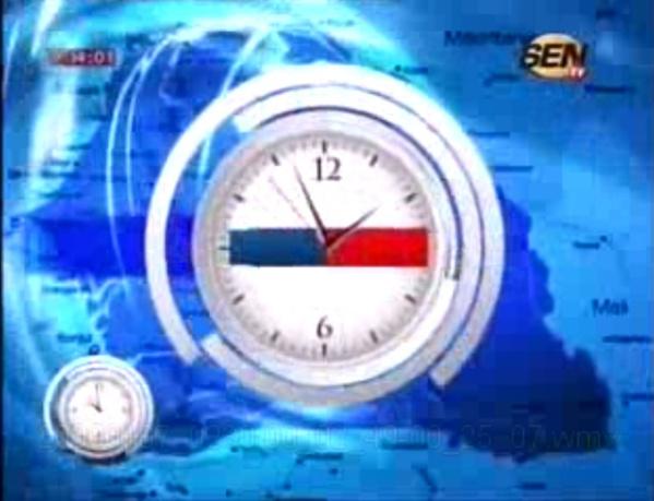 Xibaar Yi de 14H du jeudi 28 Août 2014 - Sen-Tv