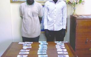 La Section de recherches saisit 325 millions de faux billets, trois personnes arrêtées