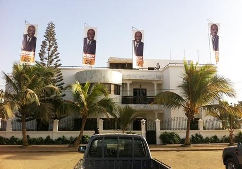 Idrissa Seck déménage le siège de son parti chez lui au Point E