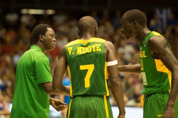 Mondial basket : Cheikh Sarr refuse les excuses et exclut Djibril Thiam du groupe