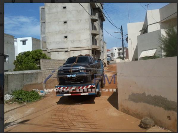 Dernière minute : Opération de saisie chez Farba Senghor
