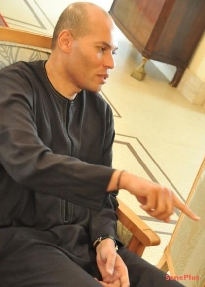 """""""Face 2 Face"""" succulent entre Aly Ngouille Ndiaye et Aïssatou Diop Fall : en atteste cette pique assassine à l'endroit de Karim Wade"""