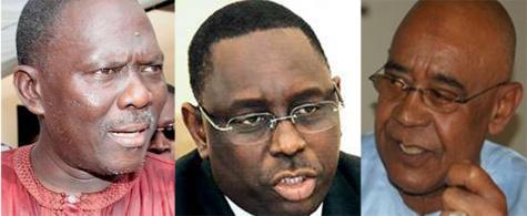 Saleh, Moustapha Diakhaté, Thierno Alassane Sall, Mor Ngom… : Macky face à une fronde interne
