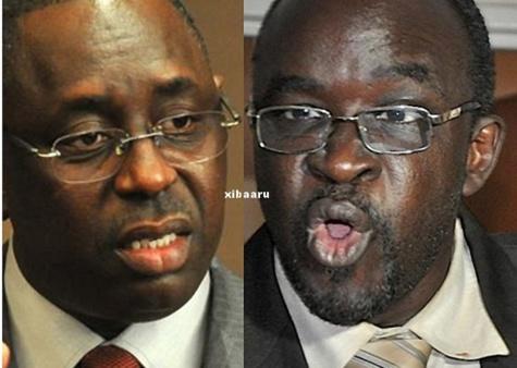 Moustapha Cissé Lô a parlé: El pistoléro est de retour et parle de Macky et…