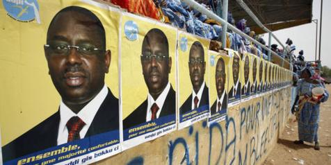 Thiès : un mouvement lancé pour la réélection de Macky Sall