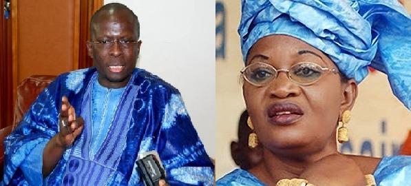 Assemblée nationale : Aida Mbodji et Modou Diagne Fada dans le collimateur de Me Wade