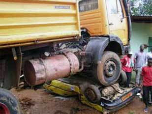 Accident de circulation à Saraya : Un camion burkinabè tue 7 personnes
