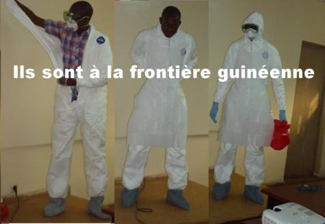 Epidémie Ebola menace aux frontières : le Sénégal lance l'offensive et arme ses infirmiers (photos)