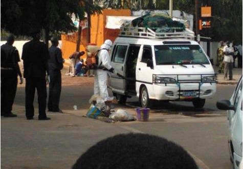 Psychose d'Ebola à Touba: Un homme vomit du sang et décède dans un minicar