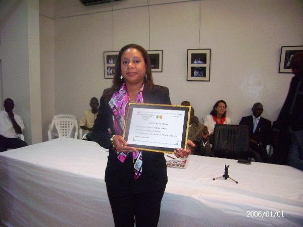 Zoom sur Marie Amar, Directrice générale de Amar/Logistics transports