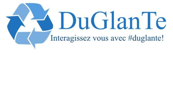"""Pape Cheikh Diallo reçoit Abdoulaye Seck,Webmaster l'initiateur du plate-forme """"duglante"""""""