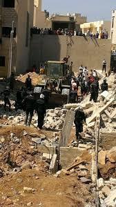 Le balcon d'un immeuble s'effondre à la Médina