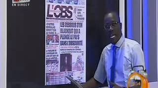 Revue de presse du mercredi 10 septembre 2014 avec Mamadou M.Ndiaye