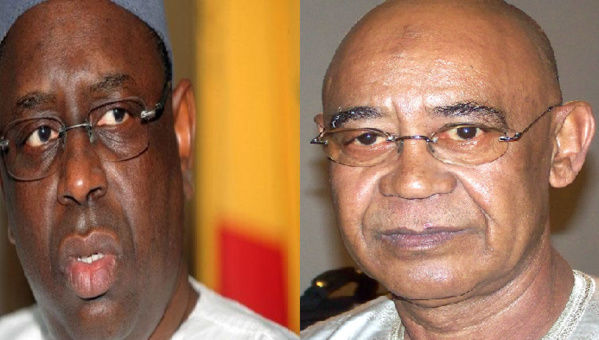 Saleh à l'accueil de Macky: Fin de la brouille ?