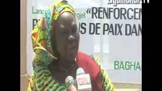 Le MFDC veut une reconnaissance de son combat par les populations, selon Seynabou Male Cissé