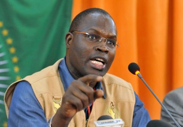 """Khalifa Sall, maire de Dakar : """"Aujourd'hui, la ville ne fonctionne plus; tout est arrêté"""""""